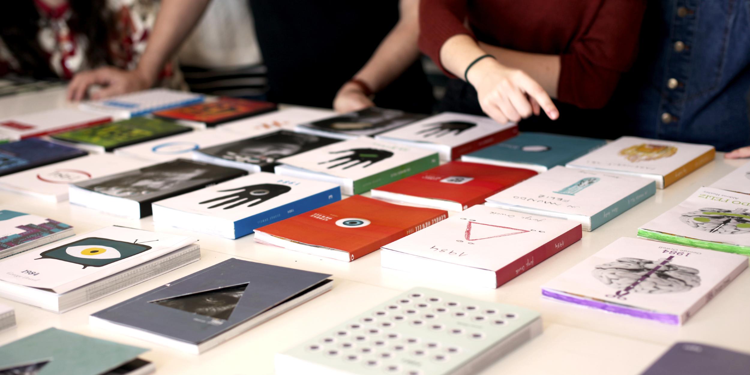 Libros máster diseño ilustración